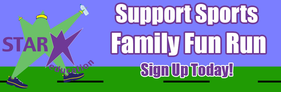 Support Sports Family Fun Run
